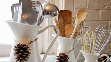 5 egyszerű tipp, hogyan dekoráld őszi kellékekkel a konyhádat
