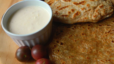A kenyér, indiaiul