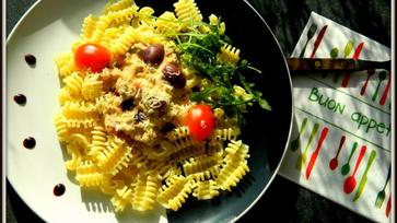 Pikk-pakk tészta, olasz módra