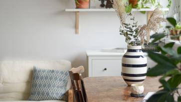 Egy minimalista szemléletű blogger budapesti otthona