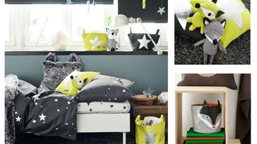 H&M HOME for kids 2012 ősz