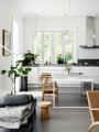 Egy svéd lakberendező lenyűgöző otthona