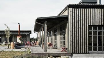 Csodásan hangulatos nyaralóház egy svéd szigeten