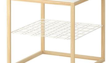 IKEA hack ötletek: egy egyszerű PS dohányzóasztal elegánssá válik