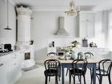 Az igazi klasszikus háromszobás svéd polgári lakás