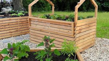 Magaságyás avagy kertészkedjünk stílusosan!