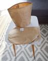 Készíts olcsó papírzsákból menő tárolót!