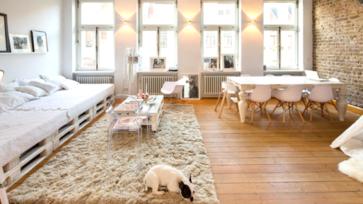 Egy kölni divatblogger otthona