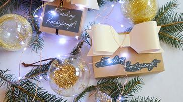 Karácsonyi csomagolási ötletek a blogról