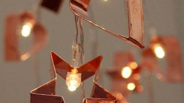 10 egyszerű és olcsó karácsonyi dekor ötlet