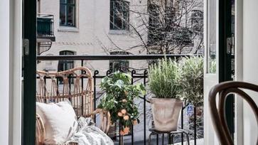 5 egyszerű tipp, hogy nyáron a balkonod legyen a nappalid