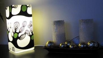 Ikea hack/ Grönö lámpa – Csináld magad!