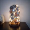 Üvegburába zárt karácsony