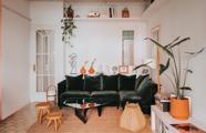 Egy igazán egyedi lakás Barcelonában