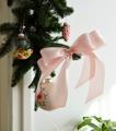Így készíts gyönyörű masnit a karácsonyfára!