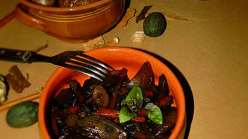 Így került a tányérba az ősz apraja-nagyja