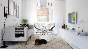 Egy holland blogger irigylésre méltó otthona