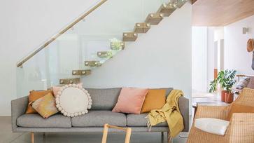 Skandináv stílusú családi ház a napfényes Ausztráliában