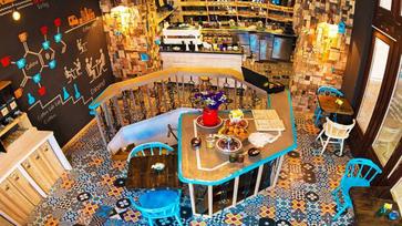 Kedvenc helyek: Blue Bird Cafe