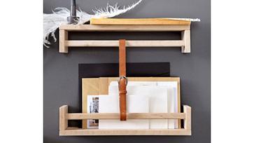 IKEA hack ötletek: BEKVÄM fűszertartó polc átalakítás