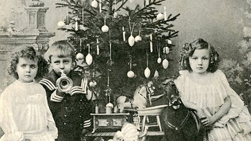Régi idők karácsonyi hangulata