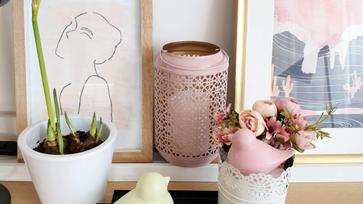 Pikk-pakk tavaszi dekoráció költséghatékonyan