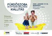 Hamarosan itt az első budapesti Fürdőszoba és Otthoni Wellness Kiállítás!
