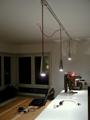 IKEA Hack – Pultmegvilágító RÖNÅS gyertyatartóból