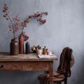 Őszi dekor minimál stílusban