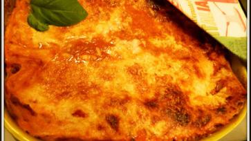 Lasagne - Én így készítem