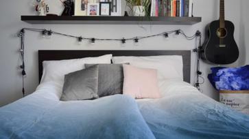 Az új kedvenc ágynemű bevetésen