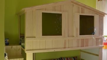 Olvasói munkák: Ikea Kura ágy teljes átalakulása
