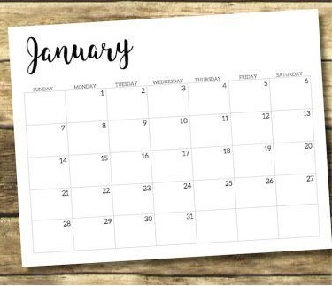 384673f95d Ingyenesen letölthető naptárak 2018-ra - Saját Otthon Projekt