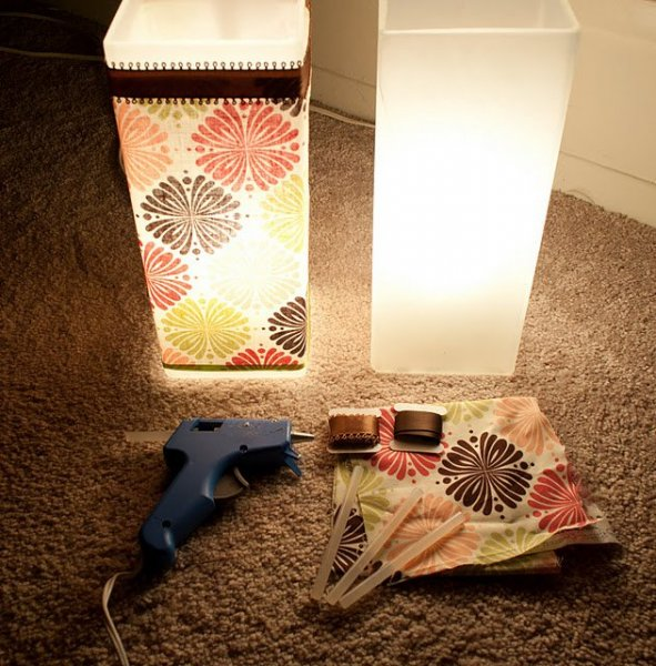 DIY lamp makeover-704623