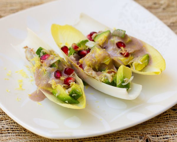 Avocado-Crab-Pomegranate-Salad