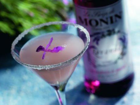 Lavender-Martini