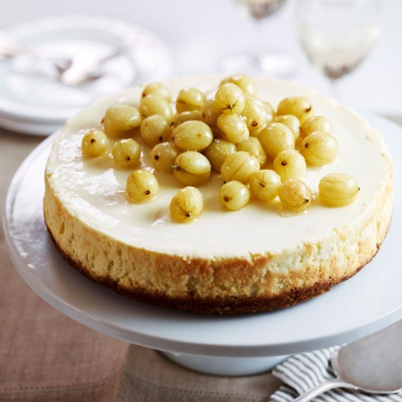 gooseberry-cheesecake