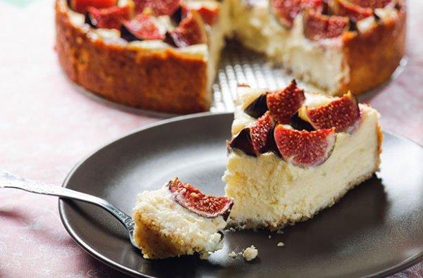 fig-cheesecake-recipe