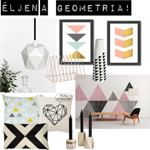 Éljen a geometria!