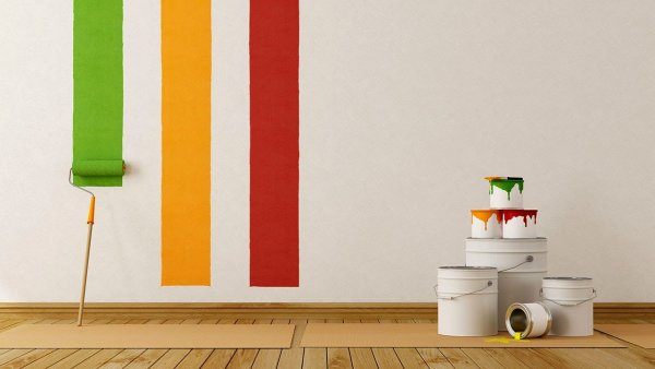 How to do Wall Painting in Saudi Arabia