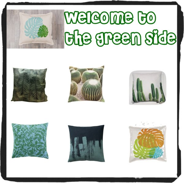 Welcome to the green side