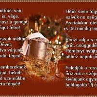 Boldog Új Évet Kívánok!