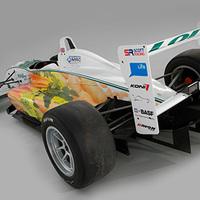 Már a Formula 3-as versenyautók is újrahasznosíthatók