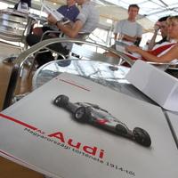 Négyesi Pál: Az Audi magyarországi története 1914-től (1. rész)