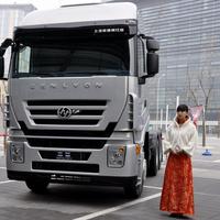 Hongyan terjed a kínai Iveco