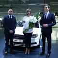 Átvette Audi A3 Limousine-ját az első magyar vásárló az Audi Hungariánál