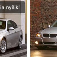 Kína már BMW-reklámot is gyárt