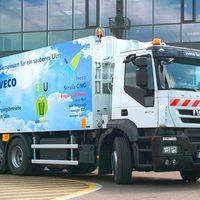 CNG-s kukásautók a fővárosnak