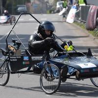 Az elektromobilok hazai karavánja új állomáshoz érkezett