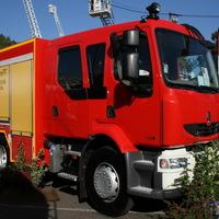 Tűzoltókongresszus a Renault-val
